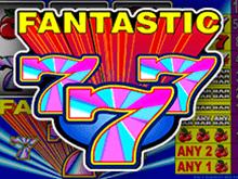 Игровой аппарат Fantastic Sevens в онлайн казино
