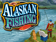 Азартная игра Alaskan Fishing в казино на деньги
