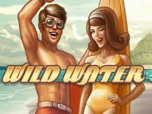 Занимательный слот Wild Water в зале казино на деньги